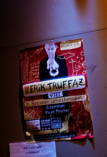 erik truffaz @A38 flyer (by *hettie*)