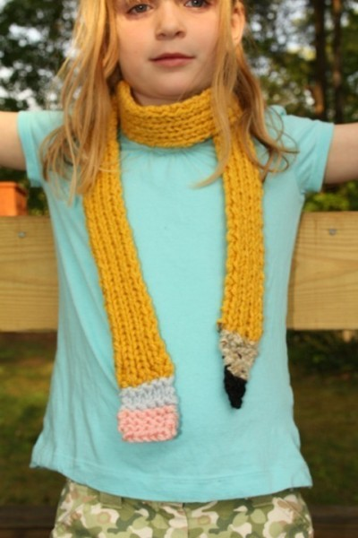 Skinny Pencil Scarf