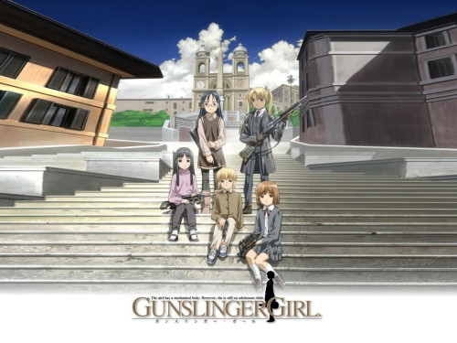 Finished Season 1 of Gunslinger Girl. I meant to watch this anime a long time ago. I had started and made it to ep 3 but never continued. The first season was great, I enjoyed the talent on the animation and other things such as music and history. There seemed to be no real storyline just episodes going over the life of these girls. The emotion involved between the girls and the handler seemed to be a very important part of the show and I found it to be interesting.