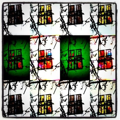 #Window shot in #Byblos #Lebanon posterized #popart sort of #designplay (Taken with instagram)