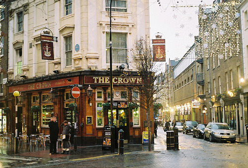 The Crown - SoHo pub, London  | by © Berk Akşen