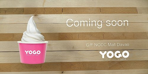 A new store is coming your way at NCCC Mall in Davao. See you soon! :D