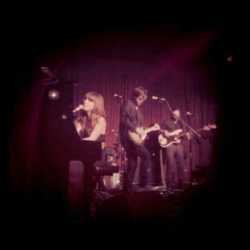Laura Jansen at The Hotel Cafe