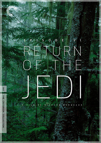 Star Wars Return of the Jedi - Fake Criterion Cover (by lukeslens)