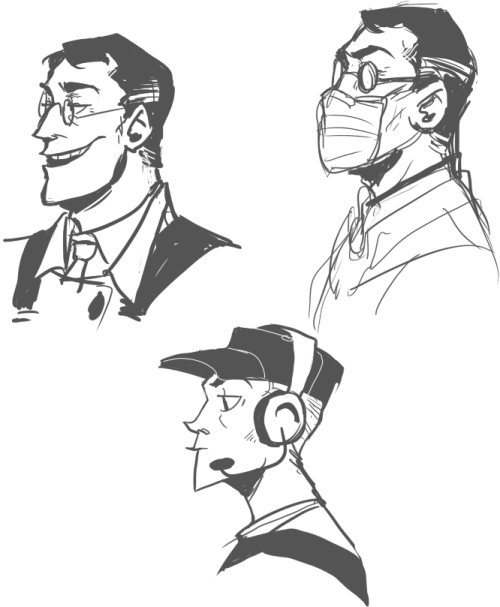 style practice i guess. i need more work on my profiles.