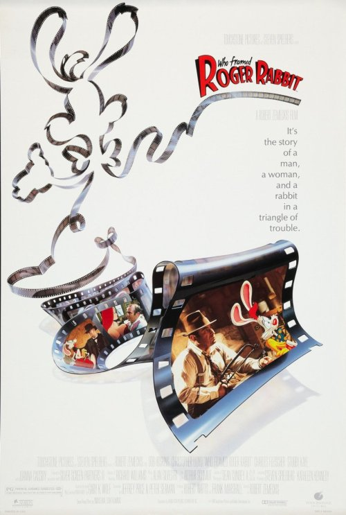 fuckyeahmovieposters:  Who Framed Roger Rabbit