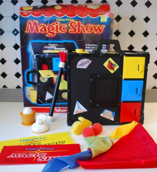 Fisher Price Magic Shop