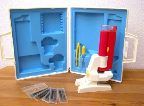 Fisher Price Microscope