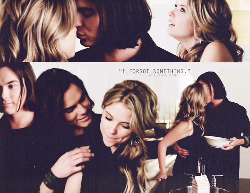 Hanna ♥ Caleb Pretty Little Liars