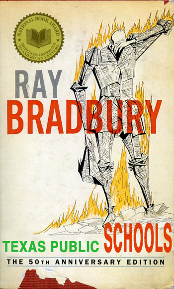 betterbooktitles:  Ray Bradbury: Fahrenheit 451