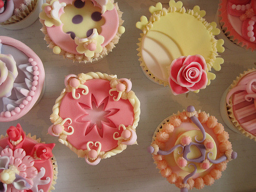 Cupcake Prettiness!  O.M.G! Love it!!