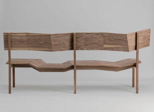 History inspired furniture by young designer Tino Seubert  via annaovchinnikova