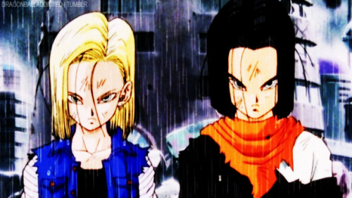 the only characters i like in dbz