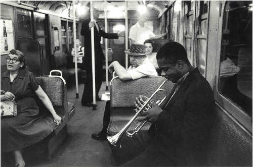 Donald Byrd - Photo by William Claxton