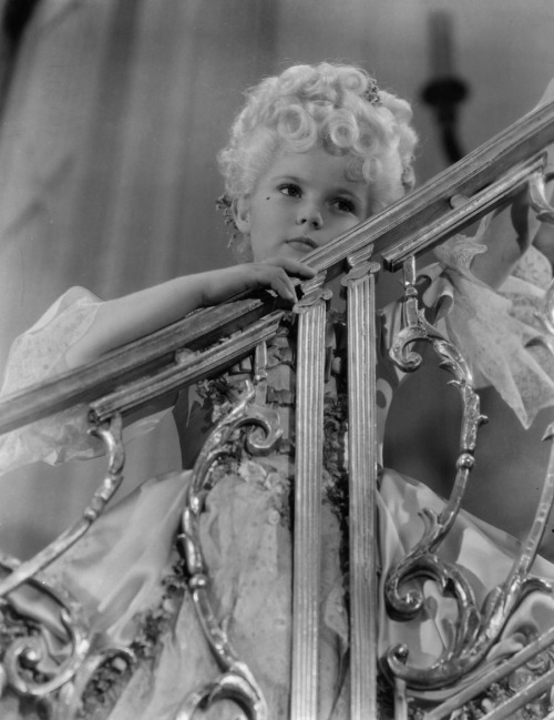 Pretty Little Princess  Shirley Temple in Heidi (1937)