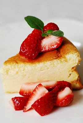 new york cheesecake recipe <3