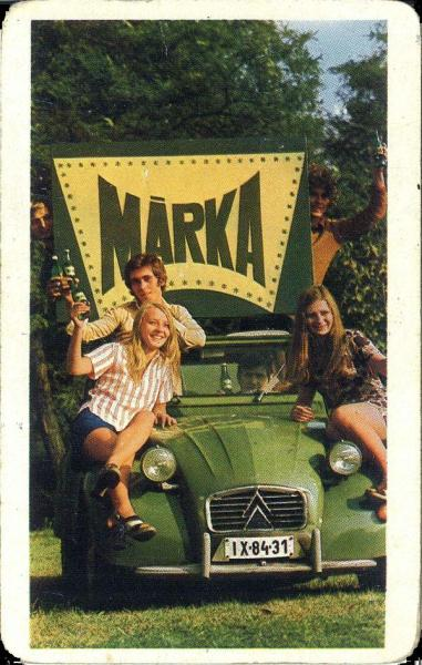1974 - Márka (soft drink)