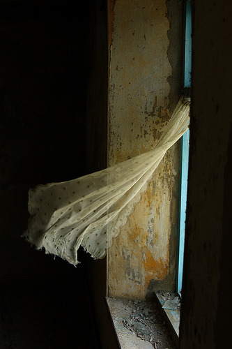 ballgown:  Abandoned farmhouse - Middleton in Teesdale (by Weardale One)