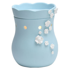 "Scenty Warmer of the Month~ ""Baby's Breath"""