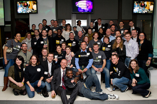 The full team - all the Stormers and IAVA's incredibly hard-working staff. These folks made this week happen. Outstanding.