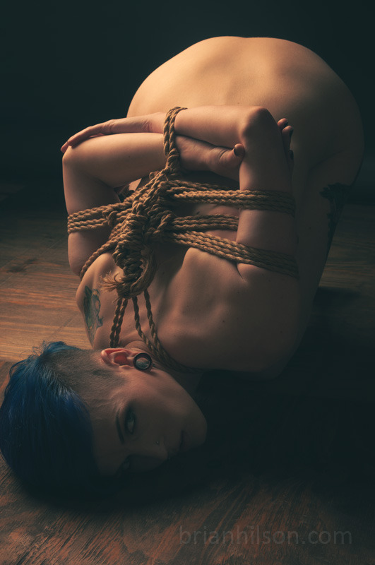 funkywhiteboy:  Kaia again. Ropework by Dallas Kink. Go say hi to both of them.http://ohgodkaia.tumblr.comhttp://dallaskink.tumblr.com