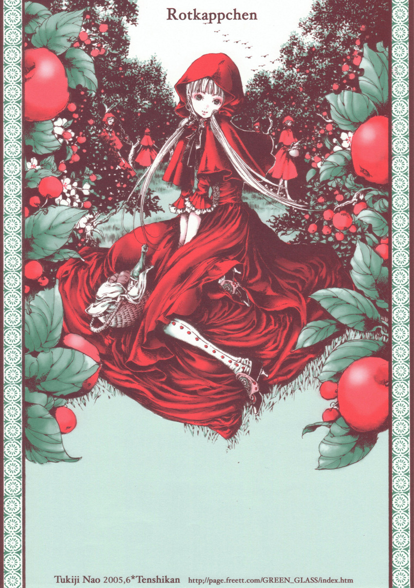 "Favorite fairytale #2 Little Red Riding Hood ""Do not stray from the path"" -Little Red's Mother"