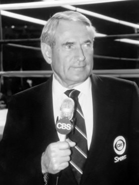 "Gil Clancy, a trainer of champions who, as a CBS analyst throughout the 1980s, gave the nation a taste of how boxing in New York used to sound, died yesterday at 88. On Saturday afternoon, Nov. 13, 1982, on CBS, Tim Ryan and Clancy called one of the last scheduled 15-round title bouts and among the most infamously brutal — lightweight Ray ""Boom Boom"" Mancini's 14th round knockout of Duk Koo Kim, who died four days later. - Phil Mushnick, NY Post I grew up loving and learning about boxing from Mr. Clancy. This was back when plenty of boxing was on ""free"" TV. I actually remember the Mancini-Kim fight that Mushnick refers to. It was a brutal war. I don't follow boxing like I used to but I have fond memories of CBS' Saturday afternoon telecasts and Mr. Clancy stood out because of his honest concise teaching approach. He never talked down to his audience. His analysis of the ""sweet science"" was, for me, unmatched. Sad to hear this news. R.I.P. Mr. Gil Clancy."