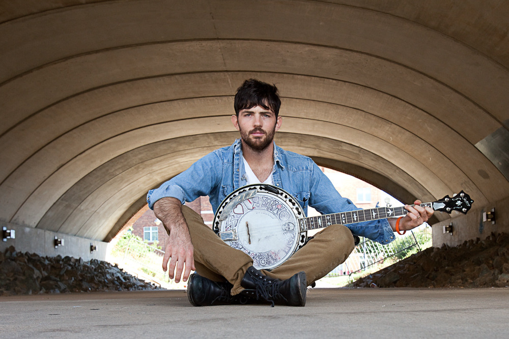 Q & A with the  Avett Brothers' Banjo Maker