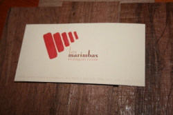 Las Marimbas Brand Identity is a mock restaurant located in Bellingham, WA. The restaurant is Nicaraguan inspired and only serves Nicaraguan cuisine.