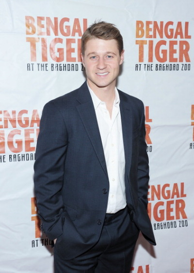 bengirl25:  Ben McKenzie attends the opening night of 'Bengal Tiger At The Baghdad  Zoo' at the Richard Rodgers Theater on March 31, 2011 in New York City.