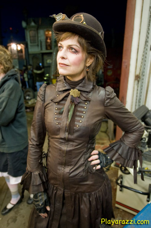 [Madame Steampunk]