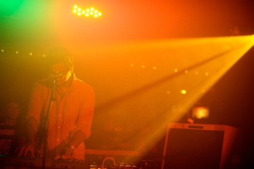 Toro Y Moi // Braids // Teen Daze show Review by Cail Judy A sweaty good time.  Photo by Steve Louie
