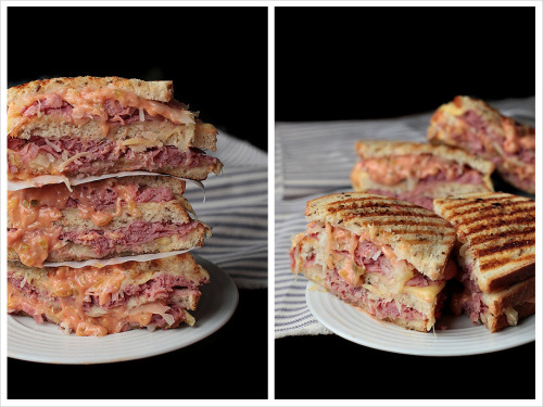 """Reuben Sandwiches"" Click photo for recipe!"