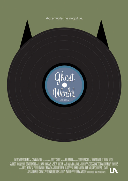 Ghost World by visualetiquette anonymous' request
