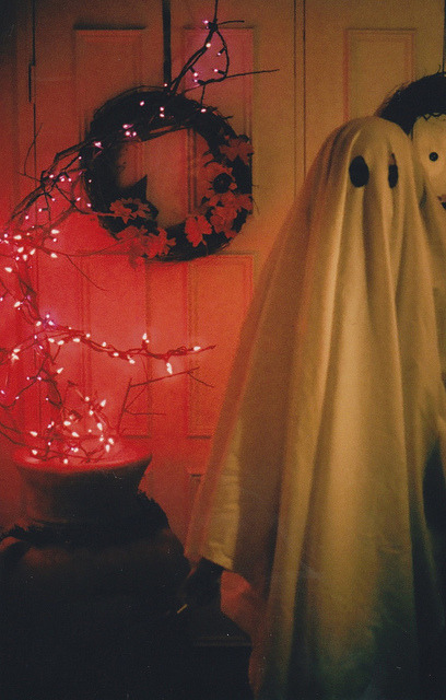 meeechmars:  Goolish ghost on Flickr. Via Flickr: Halloween 2010
