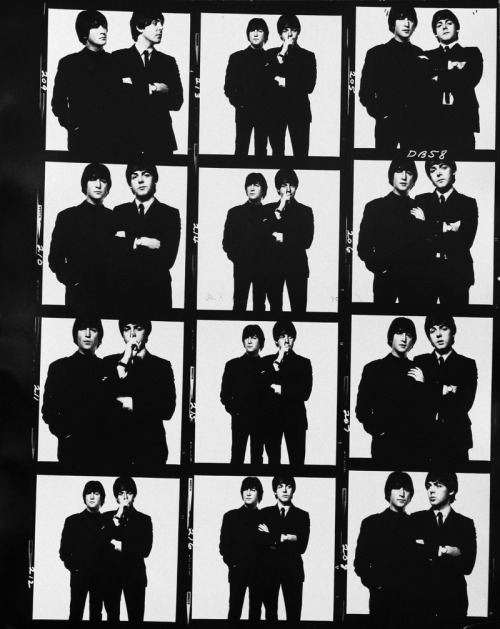 John & Paul, David Bailey, 1965