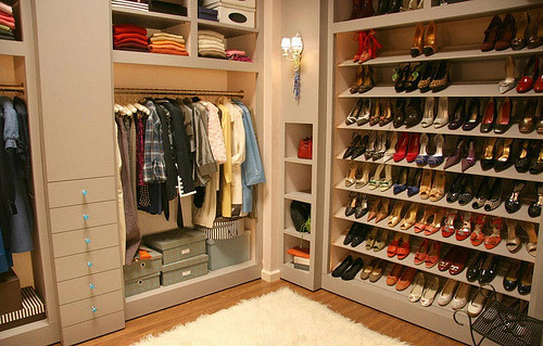 …my kind of shoes…and how i wish my closet is this organized!