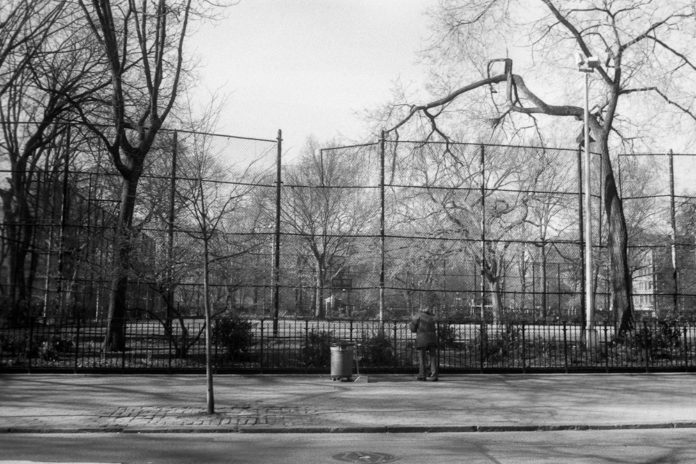 Tompkins Square Park (Wednesday, 9:30am)