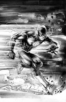The Flash by Yildiray Cinar