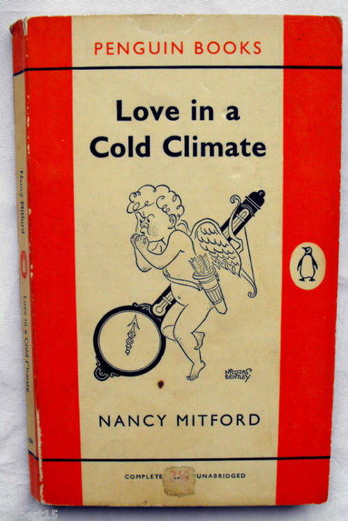 A 1961 edition of Love in a Cold Climate