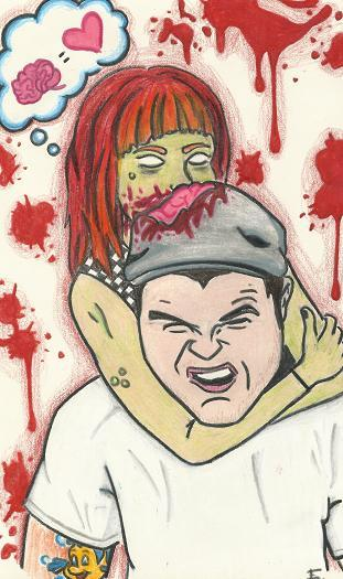 hayley williams + chad gilbert.
