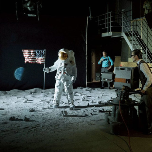 Different Moon landing conspiracy theories claim that the six manned landings (1969–1972) were faked and that the Apollo astronauts did not walk on the Moon. What do you think?