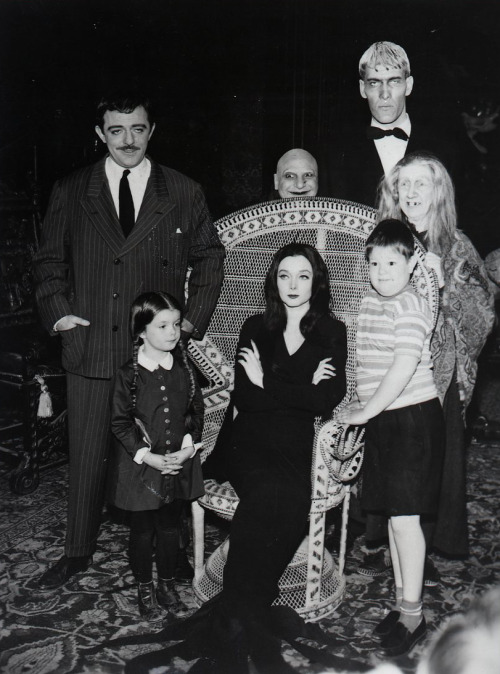 The Addams Family 1960's