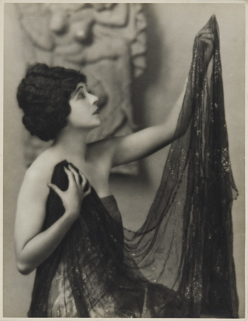 Virginia Valli by Clarence Sinclair Bull