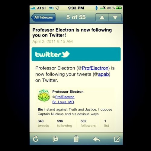 F*ck Yeah #twitter (Taken with instagram)