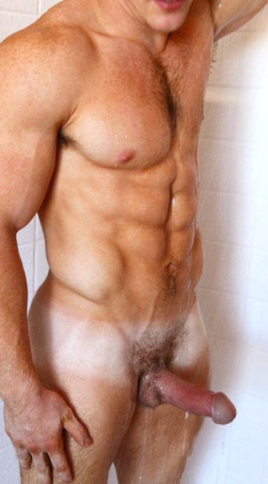 ♂  #Wet  getsbig:  wet men get me hard <3
