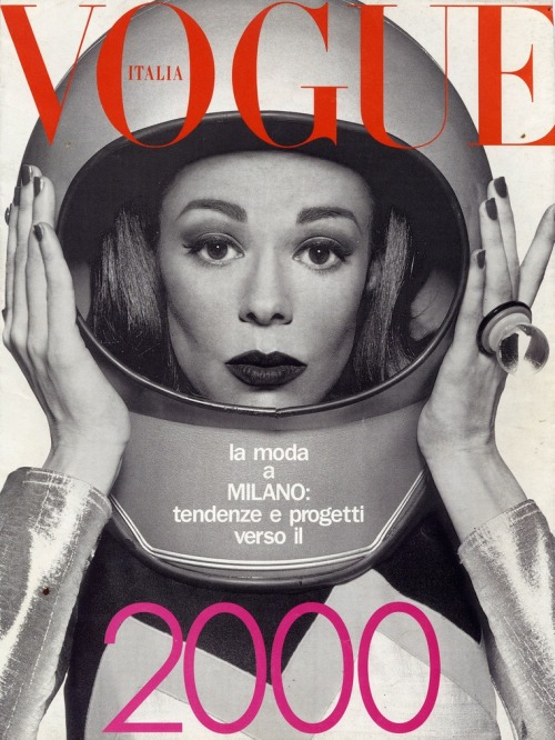 spinningbirdkick:  Model: Lady Miss Kier / Vogue Italia 1990.  <3333333333333333333