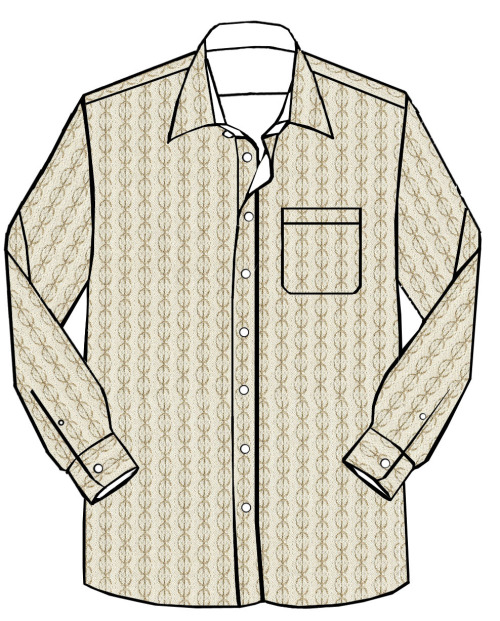 MTR Jacquard Shirting©2011