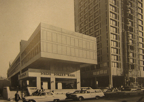 Boston, Mass. State Street Bank '68