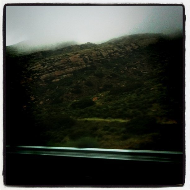 Morning drive to camarillo (Taken with instagram)